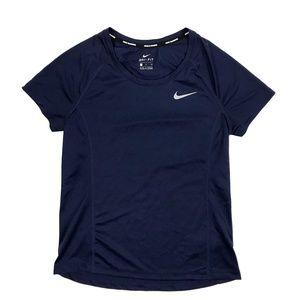 Nike Dry Miler S/S Running Top